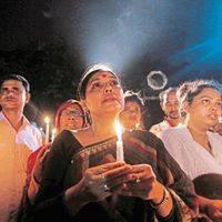 Praying for the people of Bangladesh….