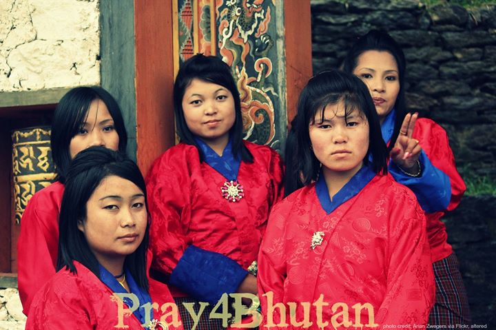 Many young women in Bhutan find themselves without any options because of their …