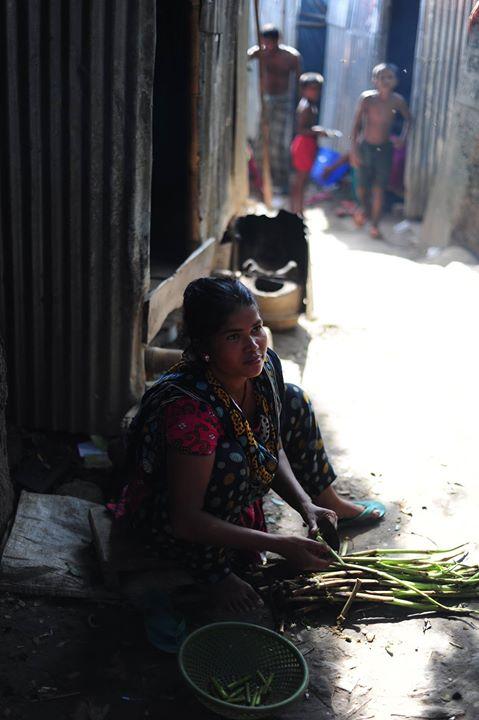 Praying for families in Bangladesh. …