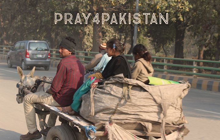 As we begin this new year, we pray for the People of Pakistan to receive a fresh…