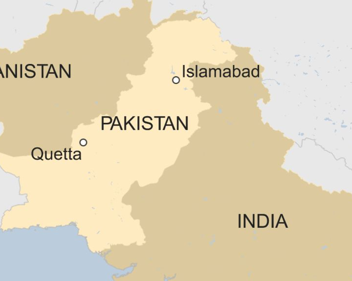 Casualties in Pakistan church attack