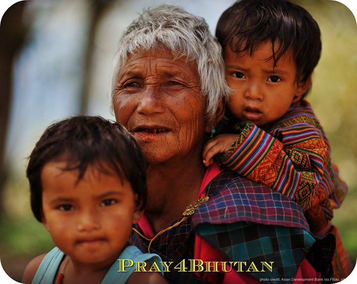 Half of the population in Bhutan can't read. Pray for Bible-based literacy progr…