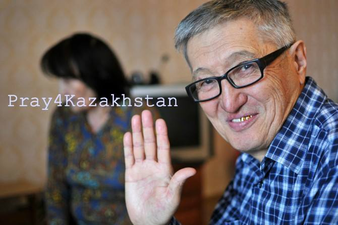 Persecution in Kazakhstan is very high, and a majority of it is experienced thro…