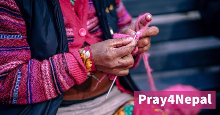 Pray Nepalis will know God their Creator thru a personal relationship with Jesus…