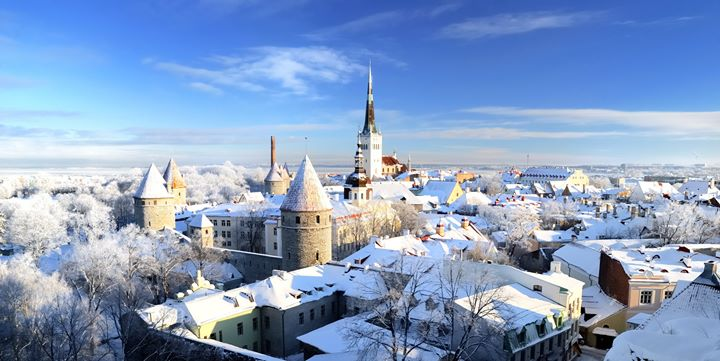 Praying for Estonia….