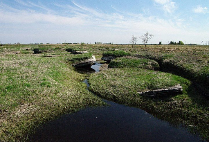 "Recent article on Estonia's ""secret underground rivers""…."
