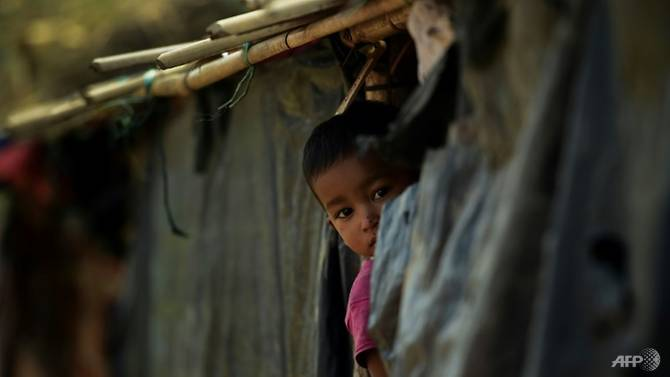 "Recent report: ""Many Rohingya living in the crowded, unsanitary camps have said …"