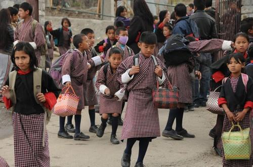 Students in Bhutan are returning to school for a new year. Pray for an outpourin…