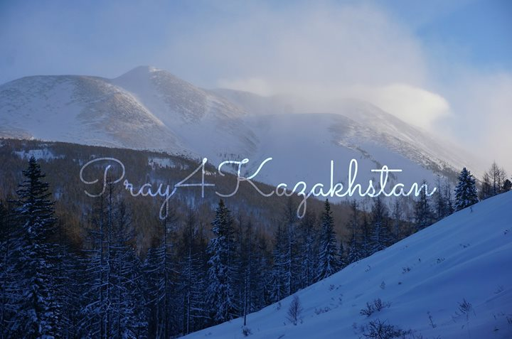 The Altai Mountains stretch across Eastern Kazakhstan. It is said that this regi…