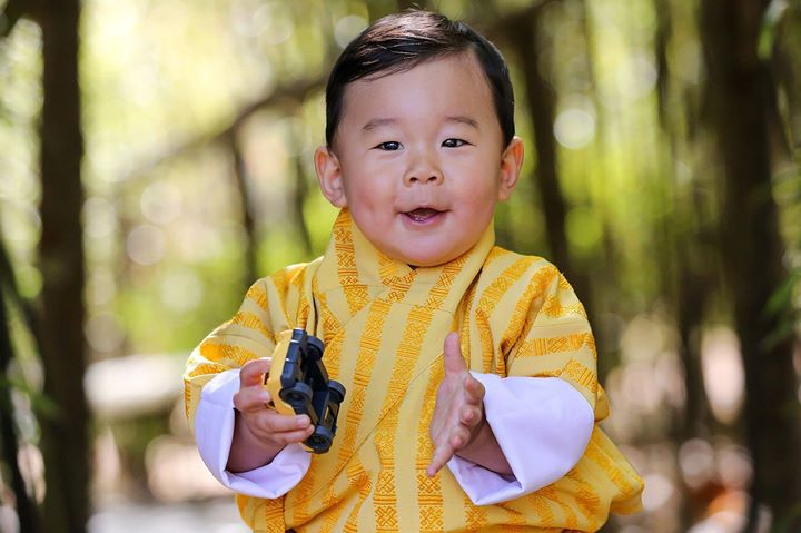 The crown prince of Bhutan celebrates his second birthday today. Pray with us th…