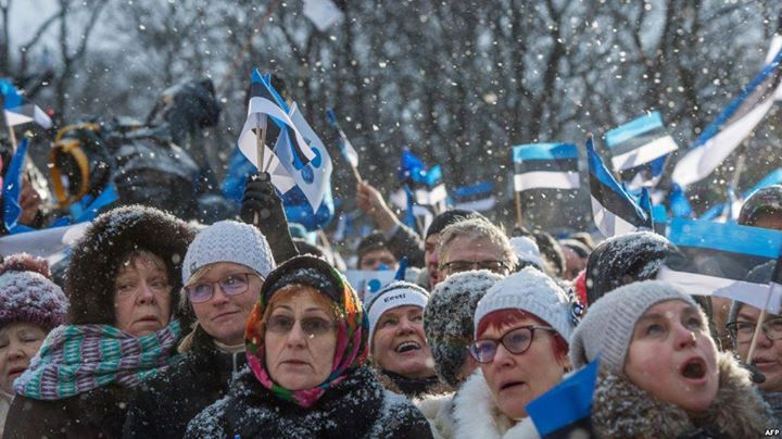 We wish to thank you for praying for the people of Estonia….